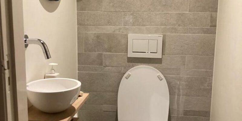 Badkamer Van de Fliert